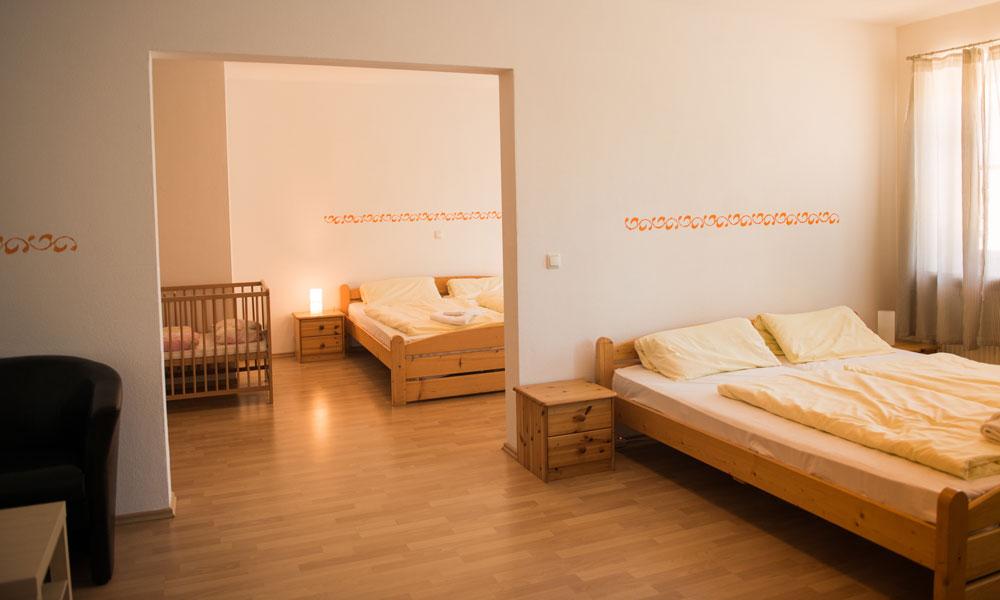 Alter Wirt Thalkirchen Dreibett- Vierbett-Zimmer